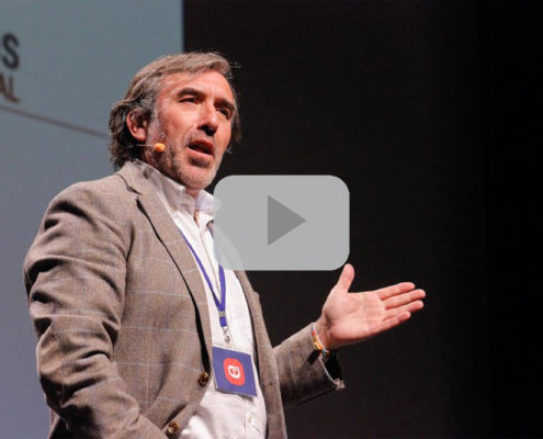 José Navalpotro - CEO International Institute for Executive Educators - Congresos Educación EDUMARKx 2016